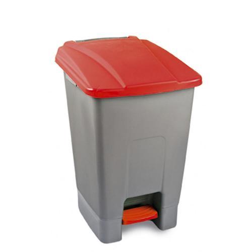 Çöp Konteyneri Pedallı 70 Lt