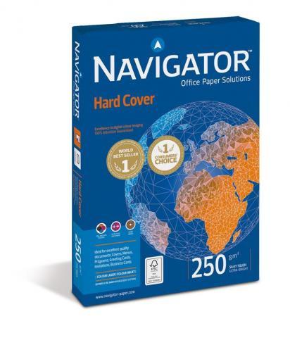 Navigator A4 250gram Gramajlı Kağıt Fotokopi Kağıdı 125yaprak
