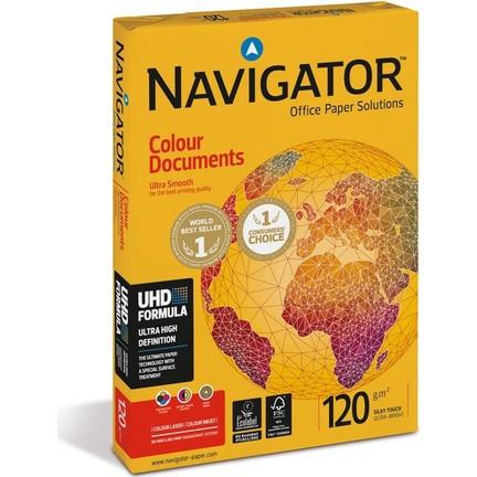 Navigator A4 Fotokopi Kağıdı Colour Documents 120gr 250'li